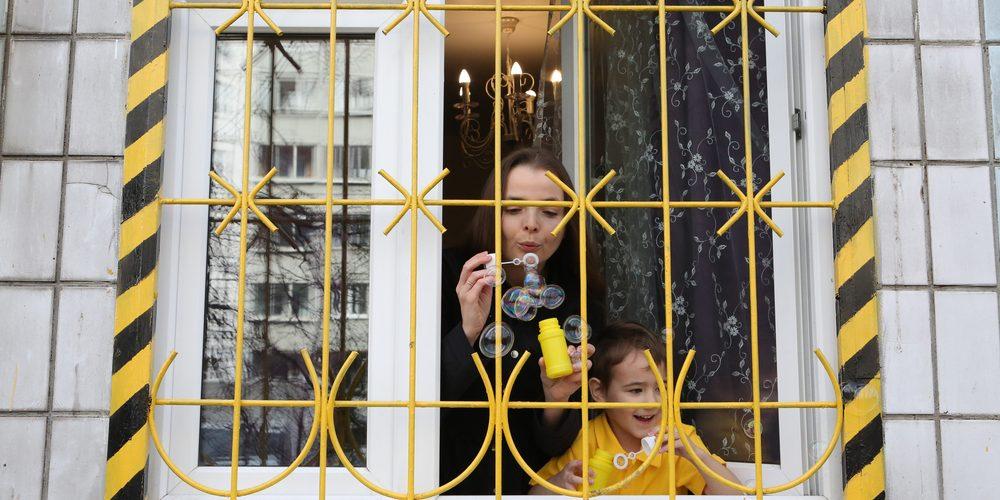 Президент заявил о завершении в мае нерабочих дней из-за коронавируса