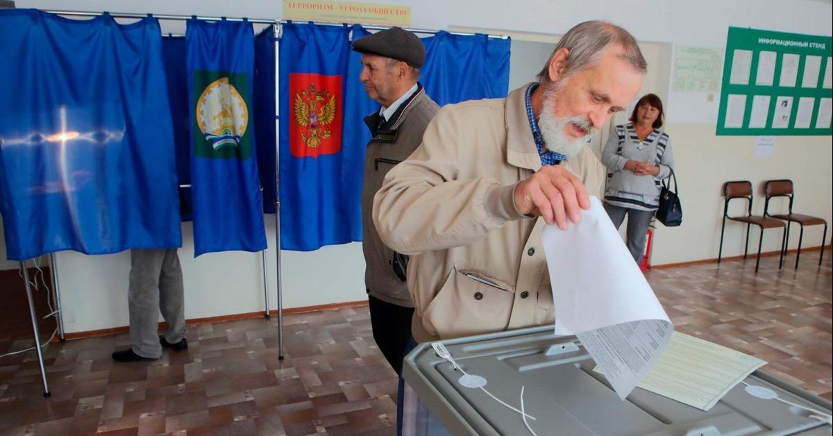 Проголосовать по поправкам в Конституцию можно досрочно