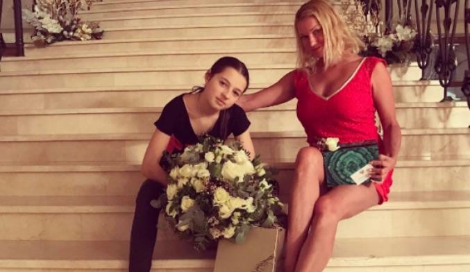 Волочкова оставила родную дочь ради своей личной жизни