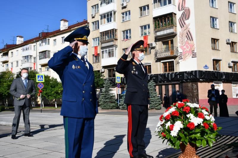 День памяти и скорби в Кузбассе
